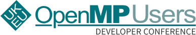 UK OpenMP Users Logo